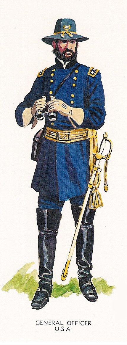 Uniform Of The Union Army 82