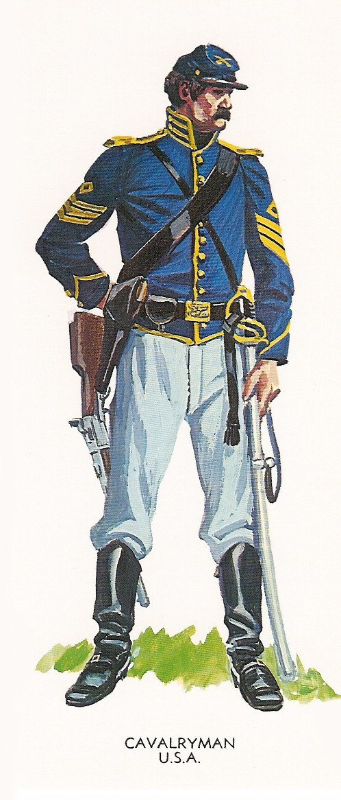 Uniform Of The Union Army 52